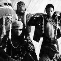 Afrika Bambaataa & The Soulsonic Force