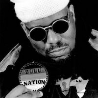 Afrika Bambaataa Zulu Nation Cosmic Force